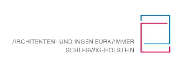 Logo Architekten- und Ingenieurkammer Schleswig-Holstein