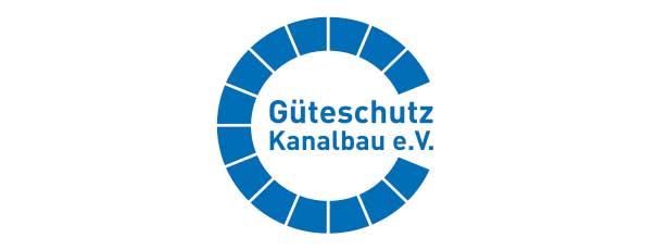 Logo Güteschutz Kanalbau e.V.
