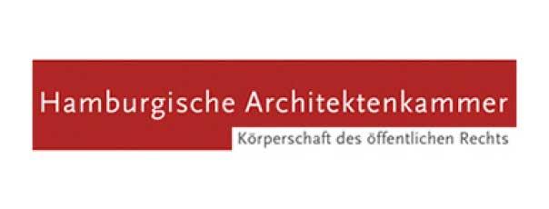 Logo Hamburgische Architektenkammer