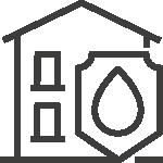 Symbol Grundstücksentwässerungen