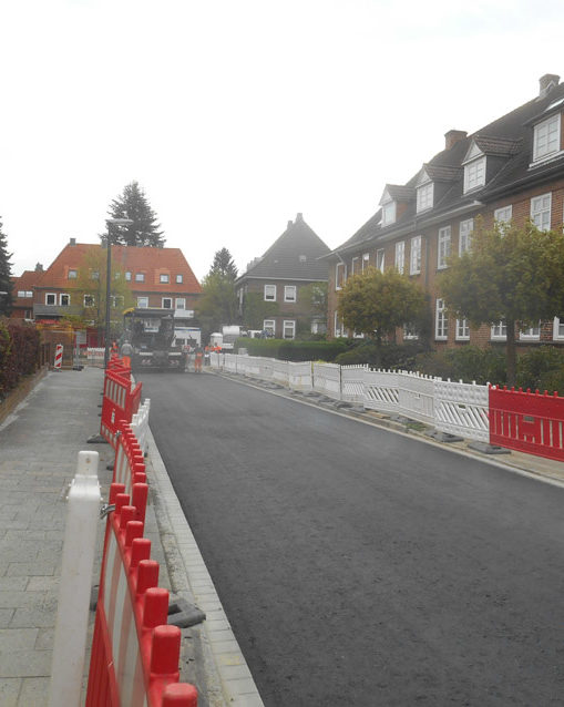 Kanalsanierung Eichendorffstraße